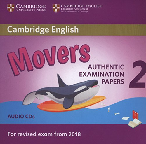 Cambridge english young learners. For revised exam. From 2018 movers. Student's Book. Per la Scuola media