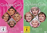 Golden Girls - Die komplette 3. + 4. Staffel