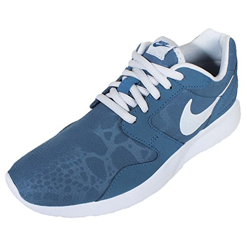 Nike Kaishi Print, Chaussures de Running Entrainement Femme Blue-white