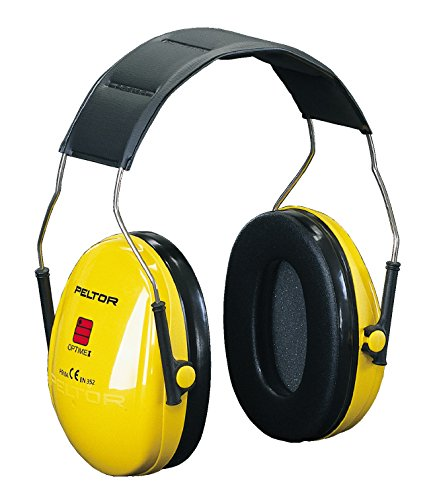 Casque antibruit 3M™ PELTOR™ Optime™ I H510A-401-GU - Jaune - Serre-tête