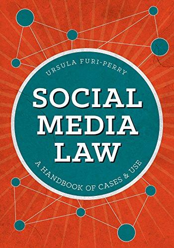 Social Media Law: A Handbook of Cases and Uses Epub Descargar