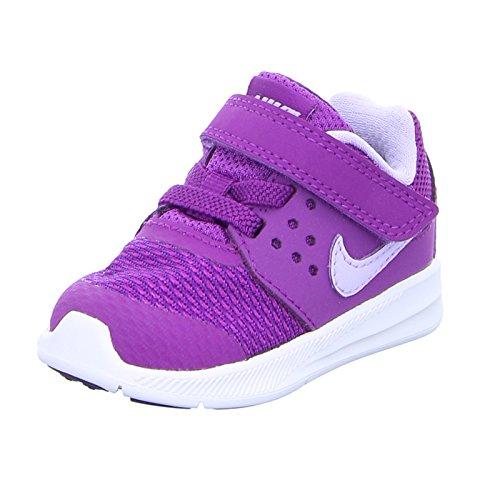 low priced 9fc13 4c0aa Nike Downshifter 7 (TDV) Kinder Sportschuhe Lila (25, lila)