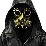 YLYWCG Masque À Gaz Punk, Masque À Gaz, Vêtements De Masque À Gaz, Masque De Gaz Cosplay, Masque Steampunk, Masque...