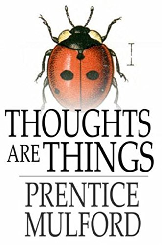Thoughts are Things (PCS792) (English Edition)