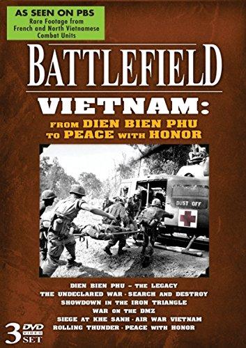 Preisvergleich Produktbild Battlefield Vietnam: From Dien Bien Phu To Peace [DVD] [Region 1] [NTSC] [US Import]