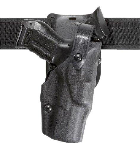 Safariland 6365Pistolenhalter/Halfter, Level 3, Schwarz, für die rechte Hand, Glock 17,22