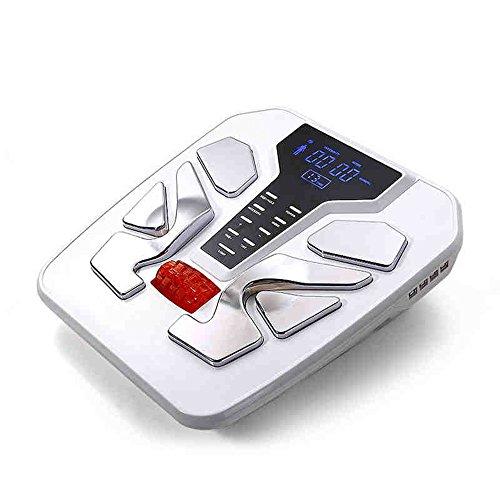 Unbekannt Beste Hausmassage Beruhigende Fußmassagegerät mit Wärme erweichen steife Muskeln, verbessern die Durchblutung, Schmerzlinderung Behandlung weiß bequeme Verwendung