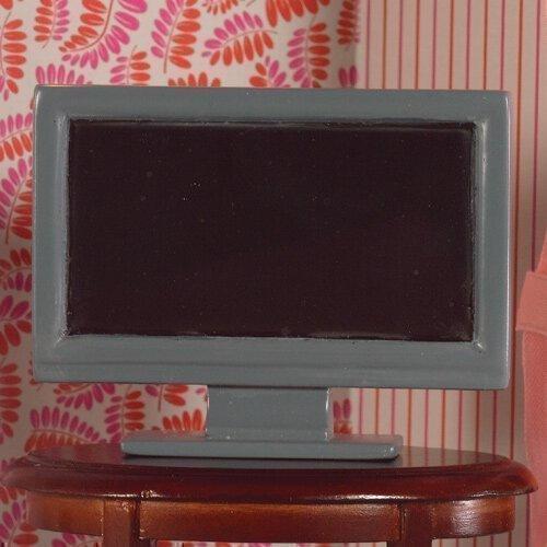 Preisvergleich Produktbild The Dolls House Emporium Flachbildschirm 'Plasma'fernseher