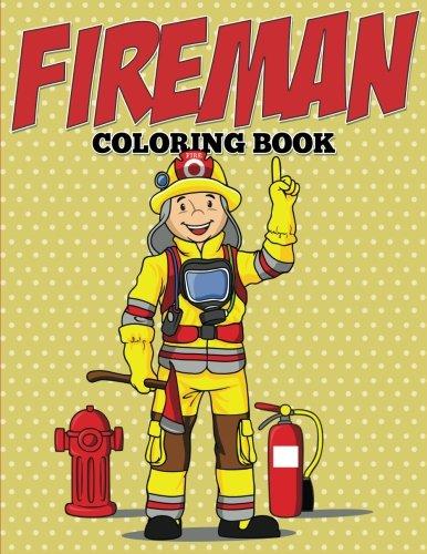 k (Fireman Coloring Book)