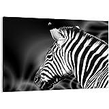 Cuadro sobre lienzo - de una sola pieza - Impresión en lienzo - Ancho: 70cm, Altura: 50cm - Foto número 0300 - listo para colgar - en un marco - AA70x50-0300