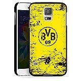 DeinDesign Samsung Galaxy S5 Hülle Case Handyhülle Borussia Dortmund BVB Fanartikel