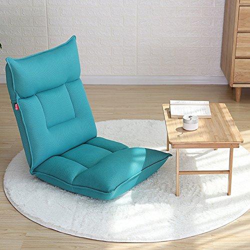 Stühle FEIFEI Lazy Sofa faltbare einzelne kleine Schlafcouch Schlafsaal Computer Schlafzimmer Balkon Fenster Sitz (Farbe : 05)