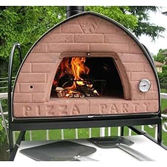 pizza party four pizza bois sans base gros. Black Bedroom Furniture Sets. Home Design Ideas