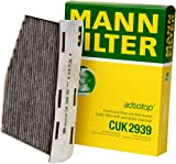Mann Filter CUK2939 Filtro Aire Habitáculo