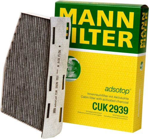 Cabin Air Car Filter (Mann Filter CUK 2939 Innenraumfilter)