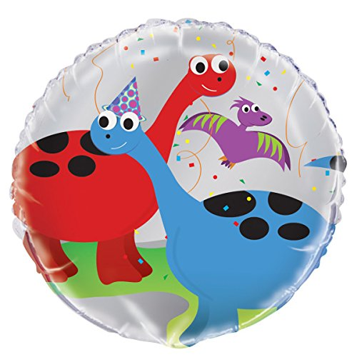 aurier Party Ballon (Dinosaurier Party-thema)