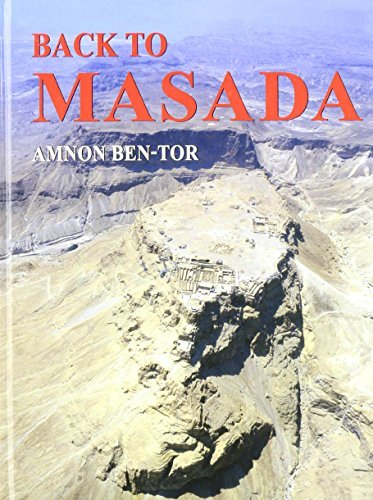 Back to Masada by Amnon Ben-Tor (2009-01-01)