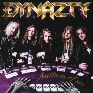 Price comparison product image Dynazty - Sultans Of Sin [Japan CD] MICP-11045