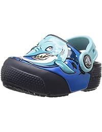 crocs Unisex-Kinder Funlablightclgk Clogs