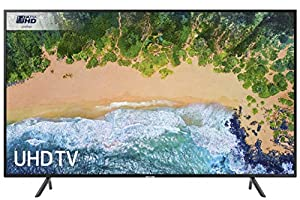 Samsung Curved 4K Ultra HD Certified HDR Smart TV - Charcoal Black (2018 Model)