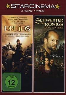 Druids - Der letzte Kampf gegen Rom / Schwerter des Königs - Dungeon Siege [2 DVDs]