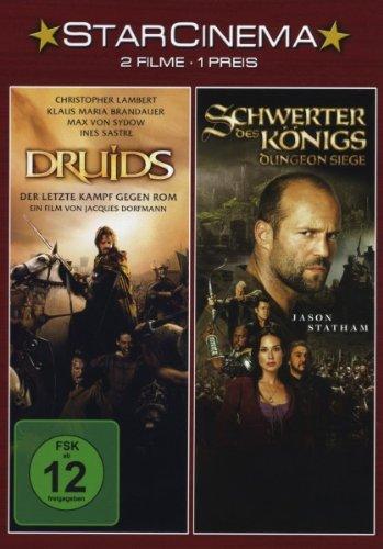 Bild von Druids - Der letzte Kampf gegen Rom / Schwerter des Königs - Dungeon Siege [2 DVDs]
