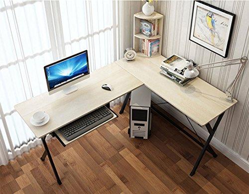 Scrivania Ad Angolo Design : Hlc l shaped computer workstation computer scrivania ad angolo