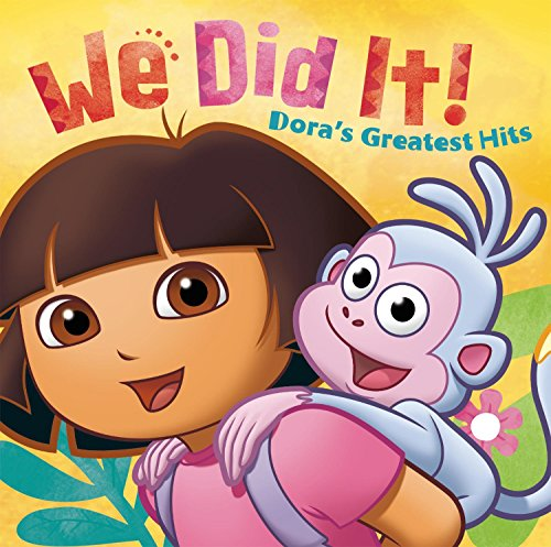 We Did It! Dora's Greatest Hit (Dora Cd)