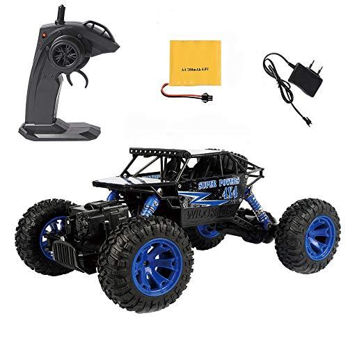 Nlatas RC Geländewagen 2,4 GHz 4WD High Speed 1:18 Rennwagen RC Cars Ferngesteuerte Autos Elektrische Schnelle Race Crawler Truck