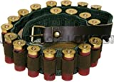 Napier-Universal-cartridge-belt-to-fit-33-to-43-waist-Holds-25-12ga-cartridges
