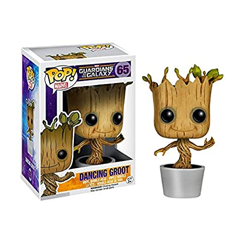 Galaxy- tree man Guardians of the High quality material tree shape cute and small size,Marvel Dancing Groot Exclusive Vinyl Bobble