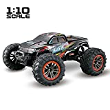Best 1 10 Scale Rtr Rc Trucks - Hosim Large Size 1:10 Scale High Speed 46km/h Review