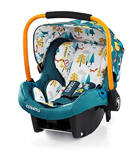 Preisvergleich Produktbild Cosatto Port 0Plus Autositz (Fox Tale)