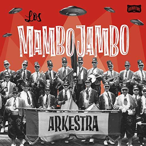 Los Mambo Jambo Arkestra [Vinilo]