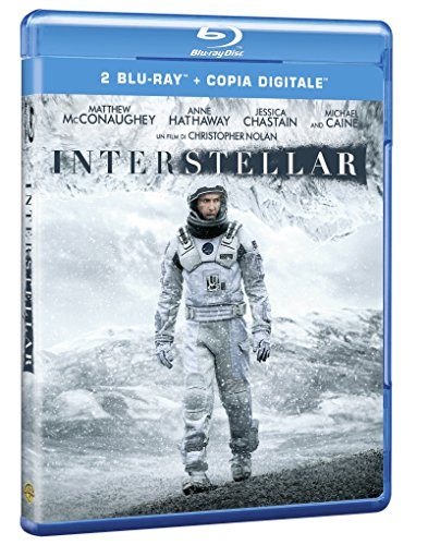Interstellar [Blu-ray] [IT Import]