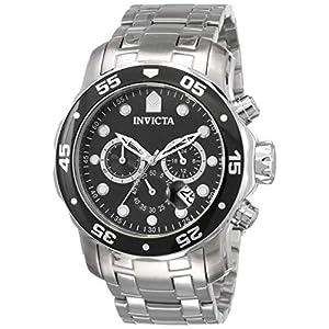 Invicta 0069 Pro Diver – Scuba Reloj para Hombre acero inoxidable