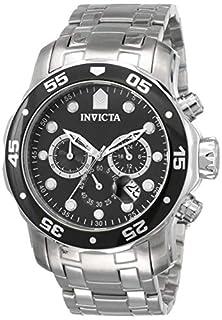 Invicta 0069 Pro Diver - Scuba Reloj para Hombre acero inoxidable Cuarzo Esfera negro (B000820YAQ) | Amazon price tracker / tracking, Amazon price history charts, Amazon price watches, Amazon price drop alerts