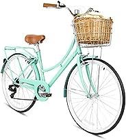SPARTAN 26 Platinum City Bike - Desert Sage
