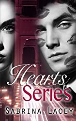 HEARTS SERIES: Books 1-6 by Sabrina Lacey (2014-07-30)