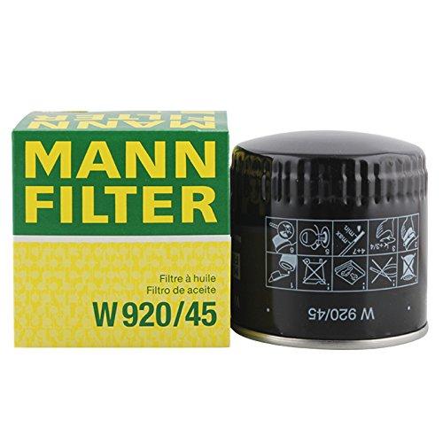 Mann Filter W92045 Ölfilter