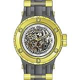 Invicta Subaqua Reloj de hombre automático correa de silicona color gris 25132