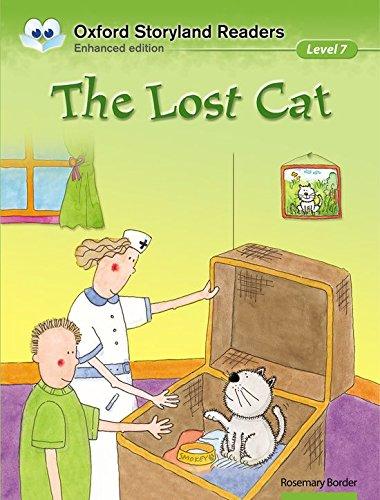 Oxford Storyland Readers Level 7: Oxford Storyland Readers 7. The Lost Cat por Helen Sze
