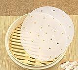 Best Documentos de pergamino - vinallo 9pulgadas premium vaporera de bambú documentos bolsas Review