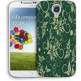 Snoogg Luz Flower carcasa de diseño para Samsung Galaxy S4i9500