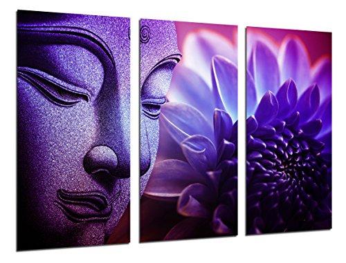 Cuadro Moderno Fotografico Buda, Relajación, Zen, Relax, Buddha, 97 x 62 cm, ref. 26465