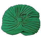 Little Sporter Turban Mütze Yoga Tuch Kopftuch nach Chemo Perücke Beanie Sonnenbad Modern Grün