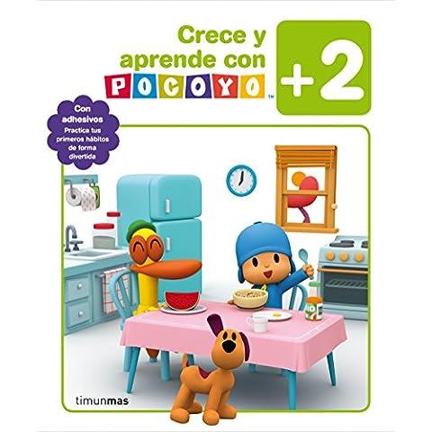 Crece Y Aprende Con Pocoyó. +2 Años (Cuentos y actividades)
