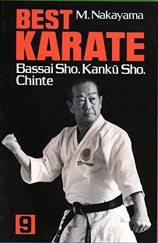Best Karate, Vol.9: Bassai Sho, Kanku, Sho, Chinte (Best Karate Series) by Nakayama, Masatoshi (2012) Paperback