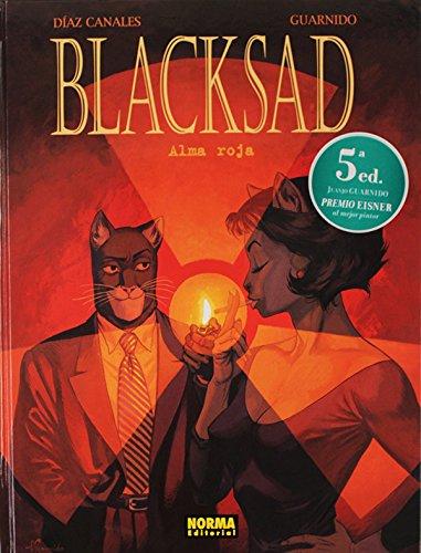 BLACKSAD 03: ALMA ROJA (CÓMIC EUROPEO) por Juan Díaz Canales