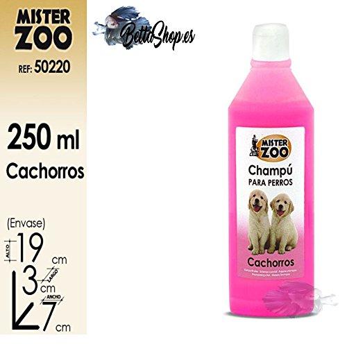 CHAMPU PARA PERROS CACHORROS 250ML